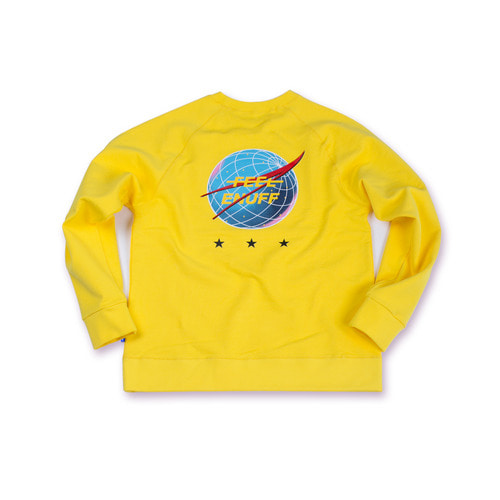 INTERNATIONAL CREWNECK YELLOW