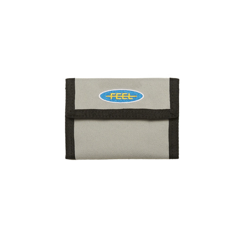 PATCH WALLET GRAY
