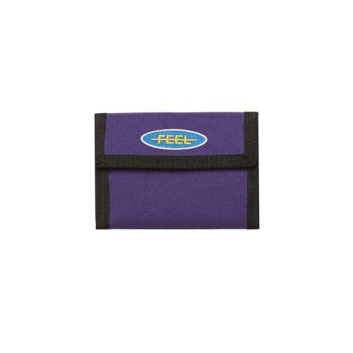 PATCH WALLET PURPLE
