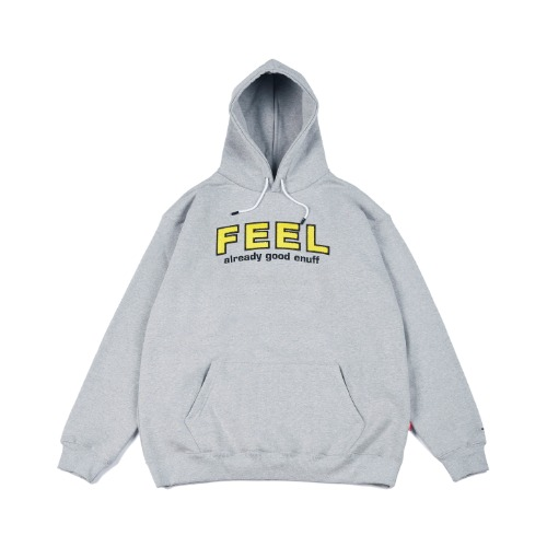 ARCHLOGO HOODIE GRAY